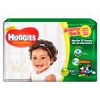 Pañales-Huggies-Active-Sec-100-uds.-Talla-G