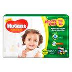 Pañales-huggies-Active-Sec-100-uds-XG