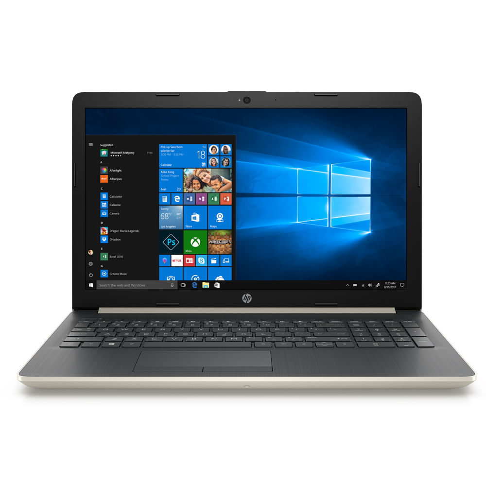 Notebook-HP-AMD-R3-3200U