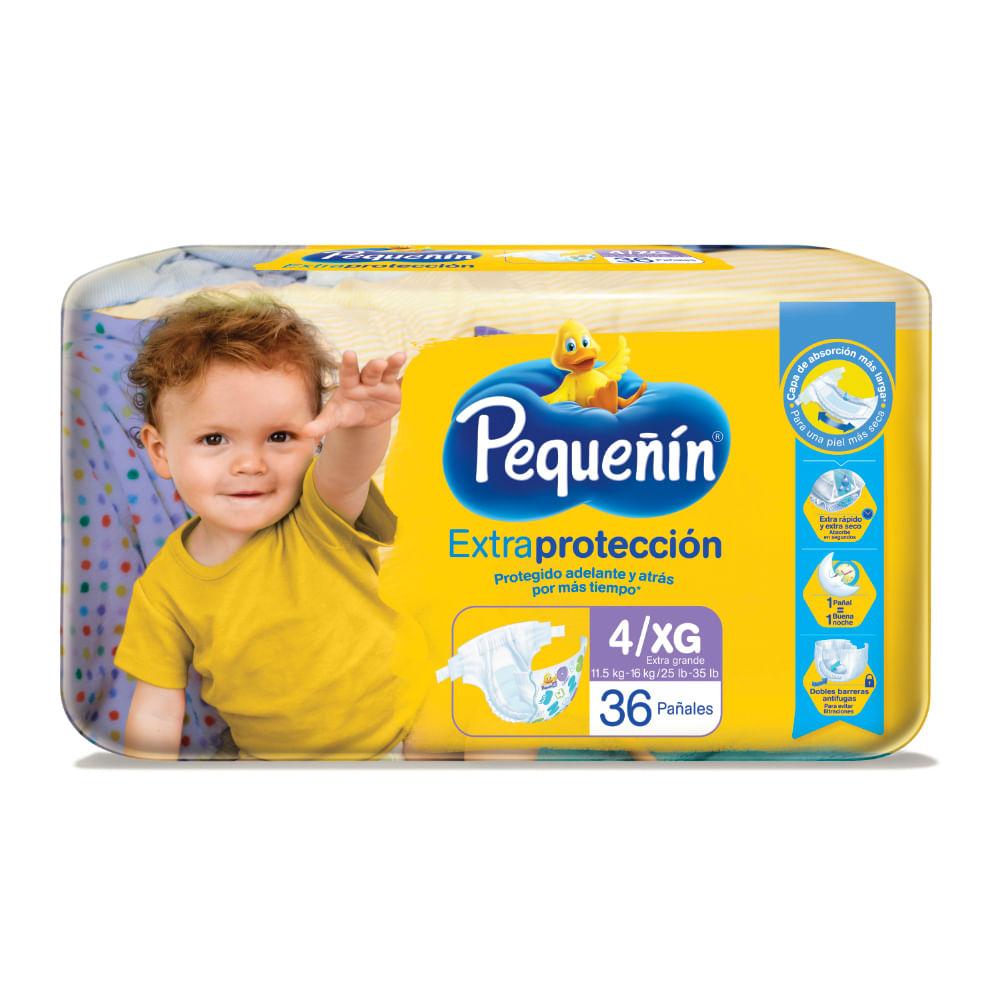 Pañales-Pequeñin-Plus-Gigapack-etapa-4-36-uds