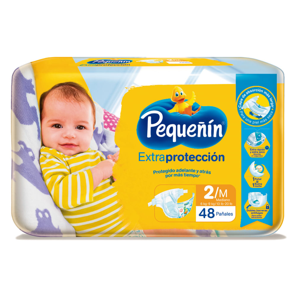 Pañales-Pequeñin-Plus-Gigapack-etapa-2-48-uds