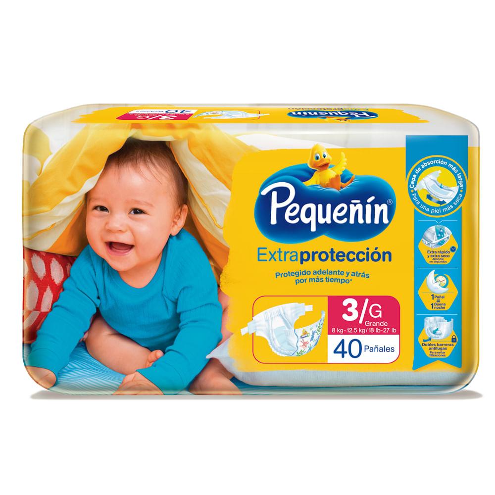 Pañales-Pequeñin-Plus-Gigapack-etapa-3-40-uds