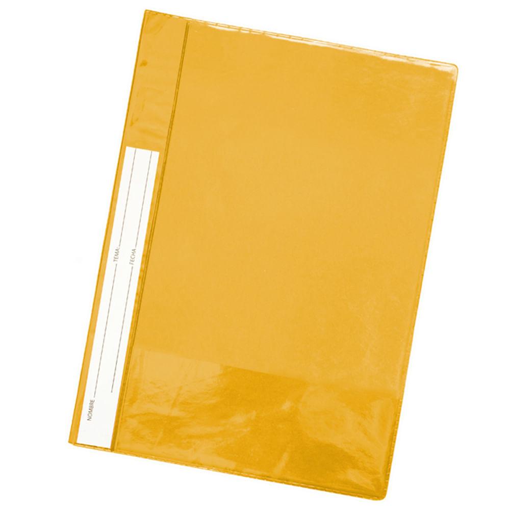 Carpeta-plastica-Amarilla-con-vincha-folder-oficio-Carioca-Extreme-