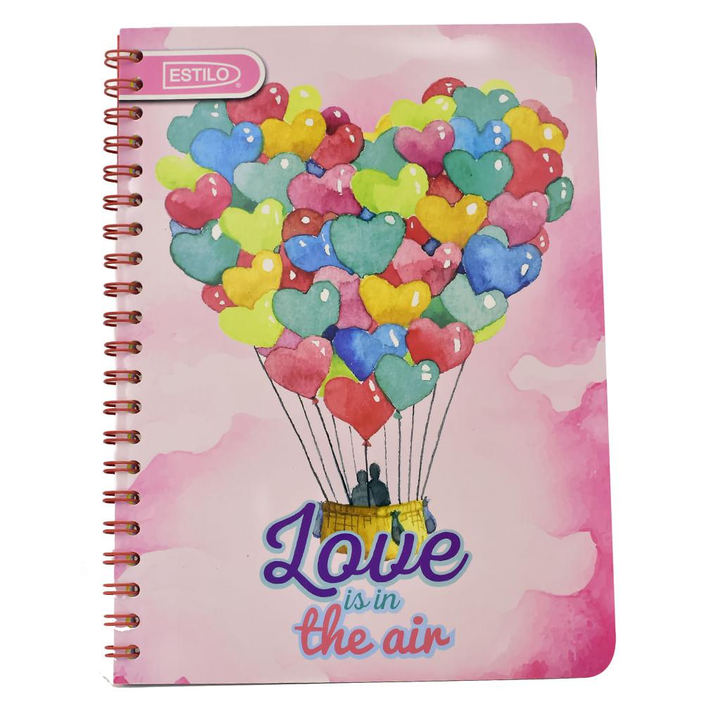 Cuaderno-espiral-universitario-100-h-Estilo-4-lineas-economico-niña