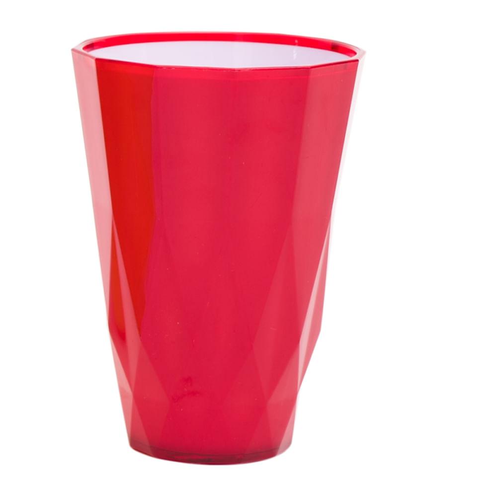 Vaso-plastico-rojo-350-ml-Homeclub