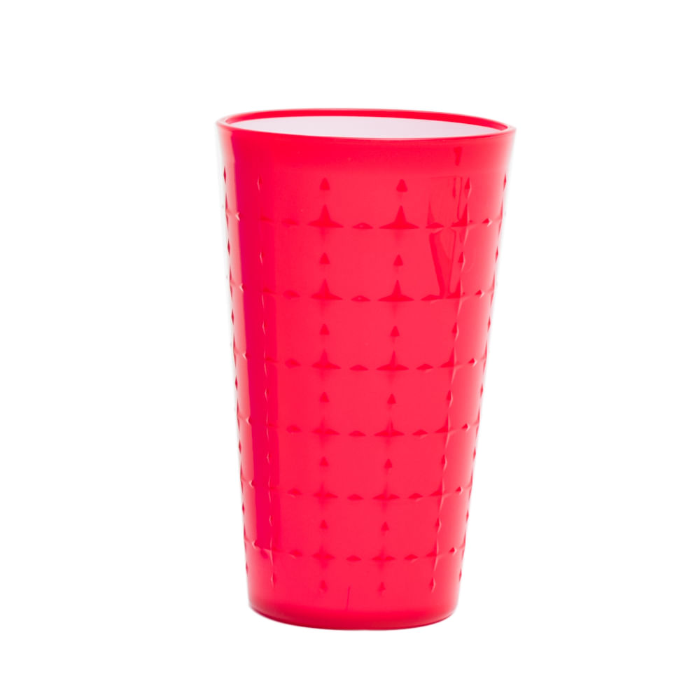 Vaso-plastico-rojo-600-ml-Homeclub