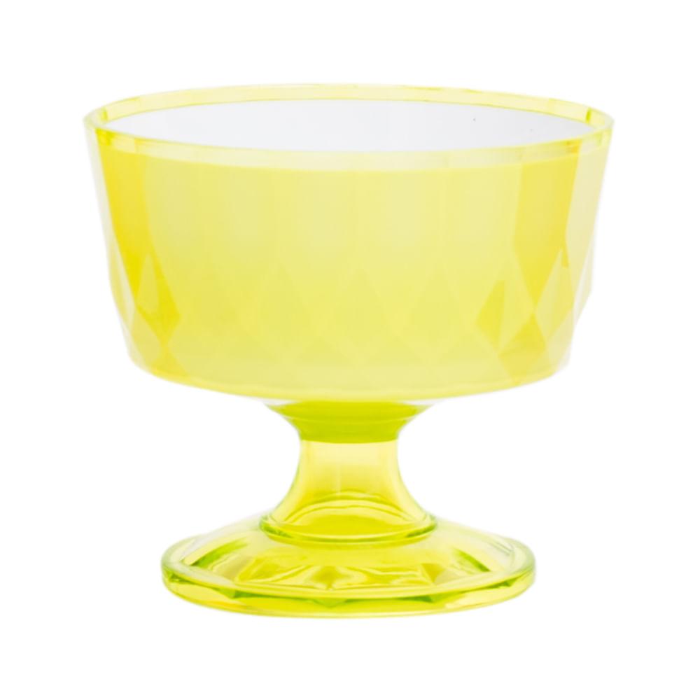 Copa-plastica-verde-250-ml-Homeclub