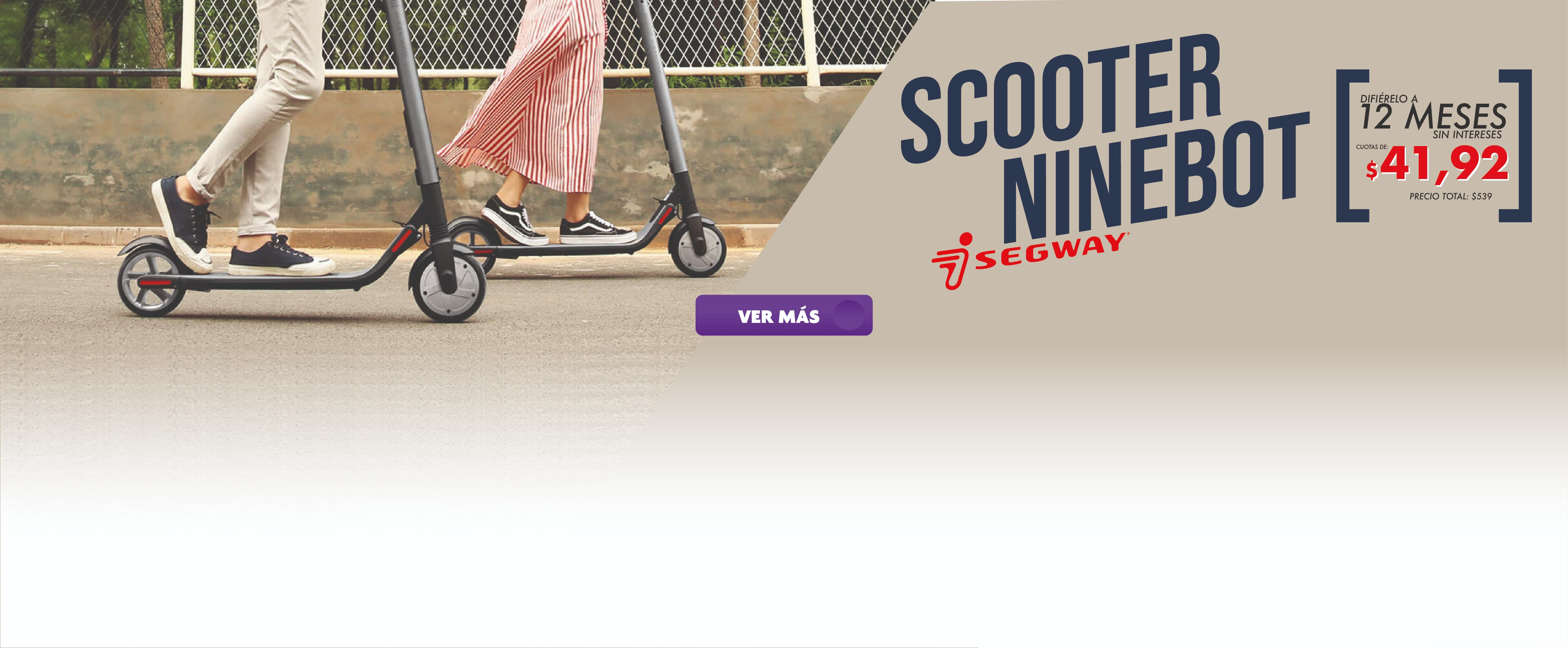 Scooter Ninebot