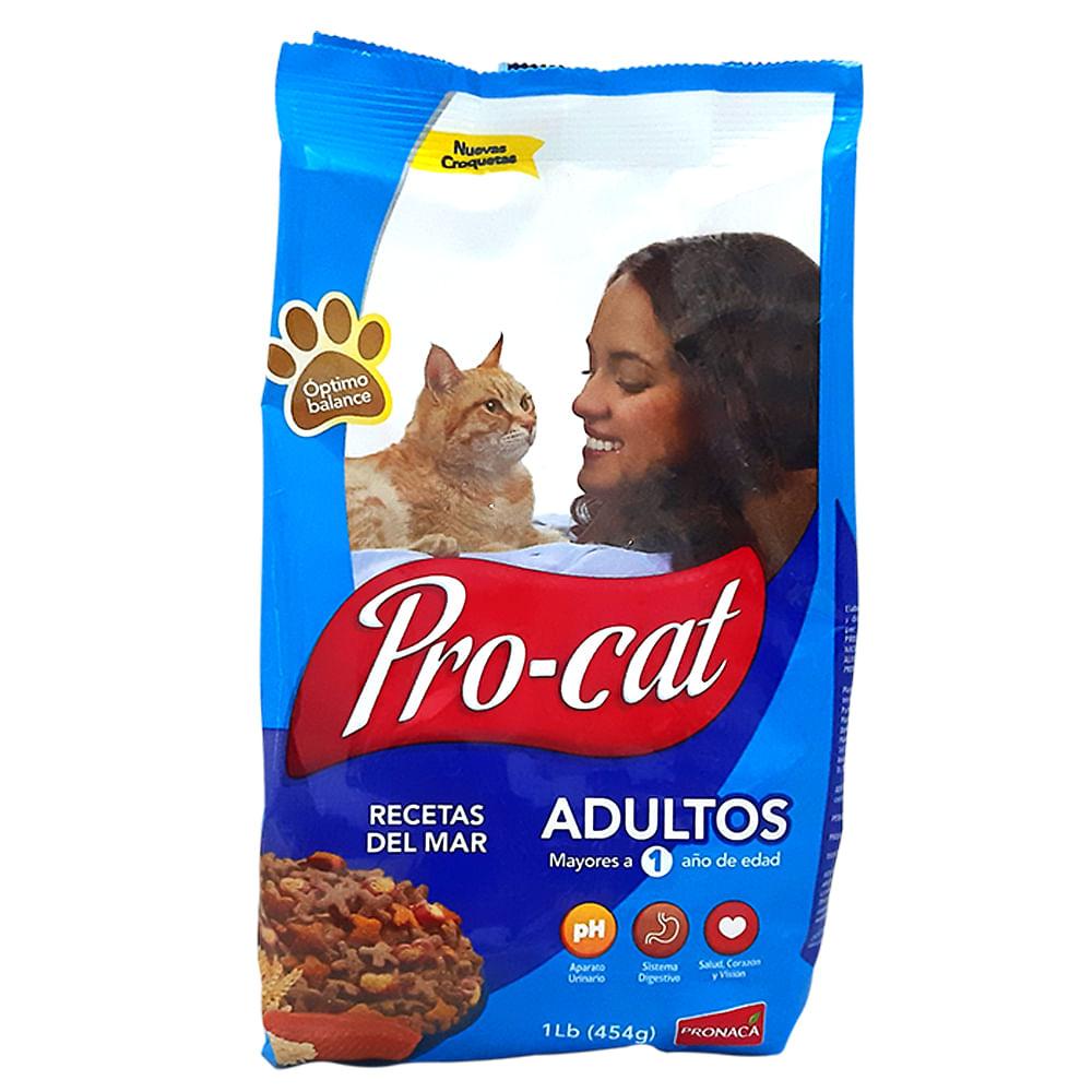 Alimento-para-gato-Pro-Cat-450-g-sabores-del-mar