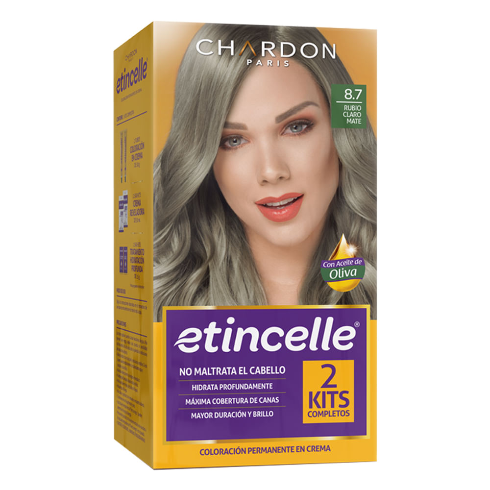 Tinte-Etincelle-50g-x2uds.-Claro-mate