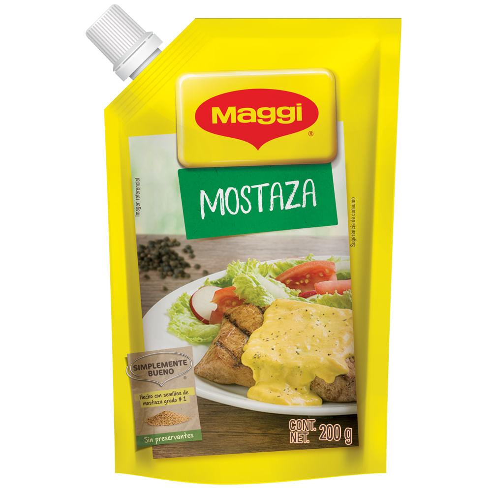 Maggi®-Mostaza-200g