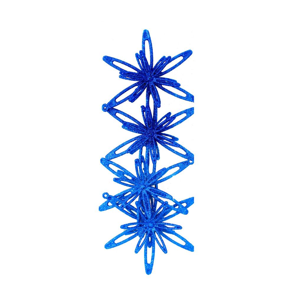 Colgante-Best-Xmas-11-CM-X-4-UNI-escarchado-azul-