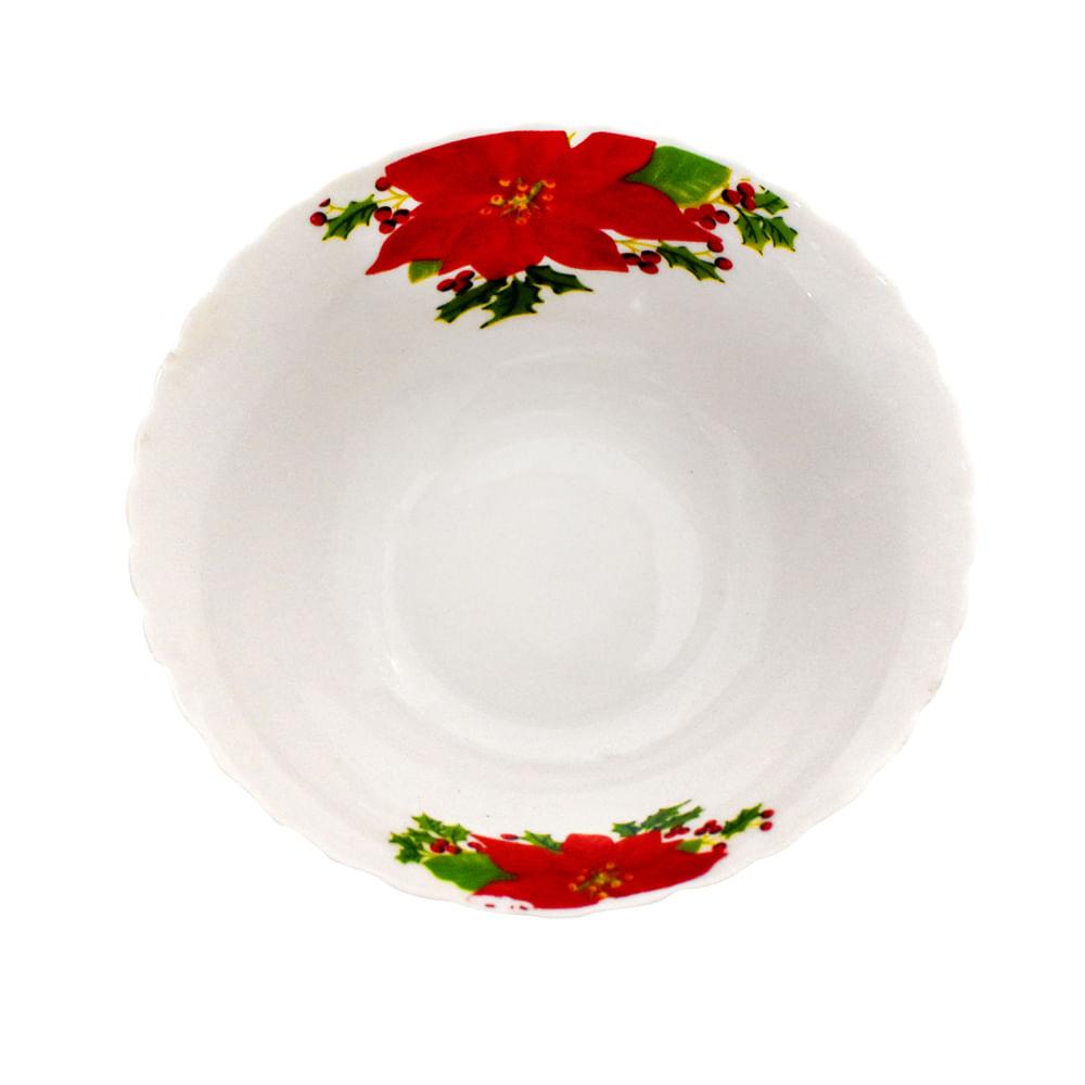 Plato-cuenco-porcelana-Best-Xmas-7-Pulgadas-espigas