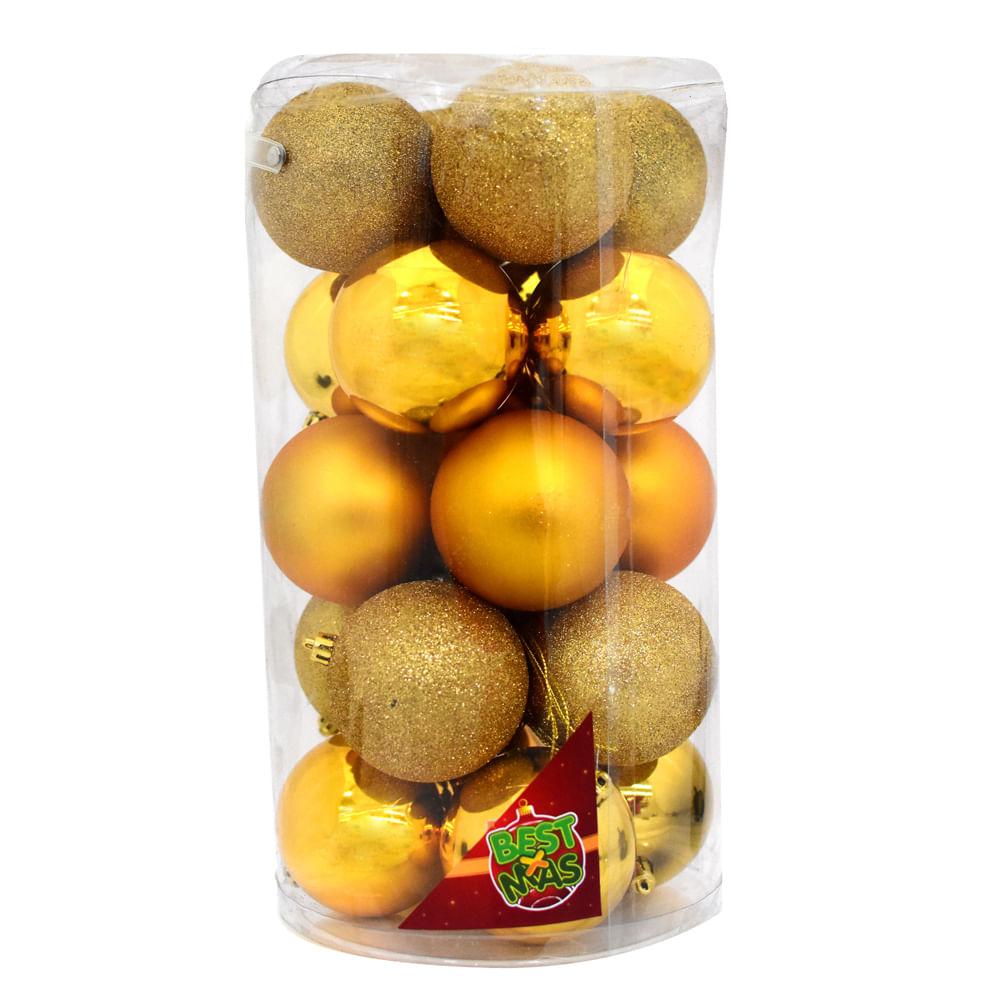 Esferas-plasticas-Best-Xmas-80-MM-X-20-UNI-Dorado