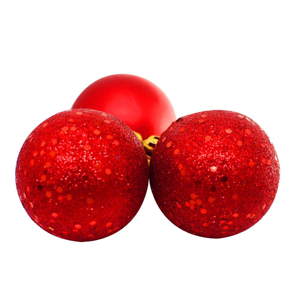 Esferas-plasticas-Best-Xmas-6-CM-X-3-UNI-Rojo