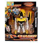 Robot-Transformable-22x7x27.5-CM-Happy-Toys-Amarillo