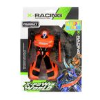 Robot-Transformable-27.5x19x6.3-CM-Happy-Toys-Naranja