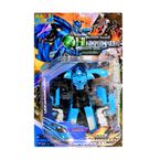 Robot-Transformable-35x23-CM-Happy-Toys-Azul