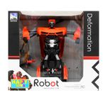 Robot-Transformable-5-Funciones-Happy-Toys-Naranja