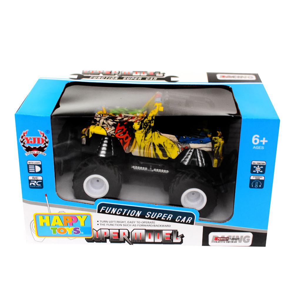 Carro-16-CM-con-4-Funciones-Happy-Toys-Surtido