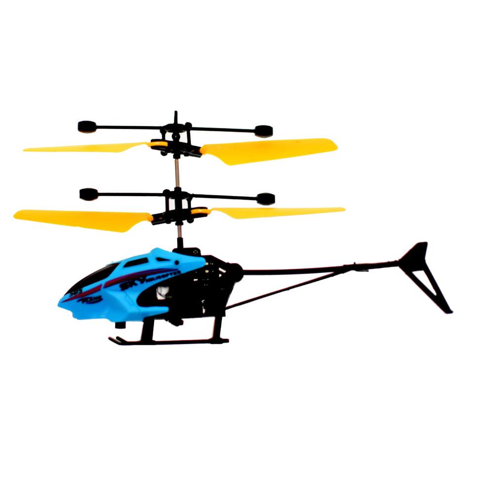 Helicoptero-con-Remoto-15.5x14x5.5-CM-Happy-Toys-Azul