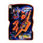 Arma-Plastica-Arco-Y-Flecha-32x22x5-CM-Happy-Toys-Naranja