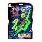 Arma-Plastica-Arco-Y-Flecha-32x22x5-CM-Happy-Toys-Verde