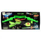 Arma-Plastica-Arco-Y-Flecha-29.5x7.5x12.5-CM-Happy-Toys-Verde