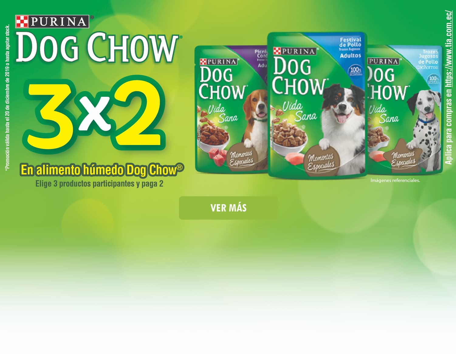 dog chow mobile