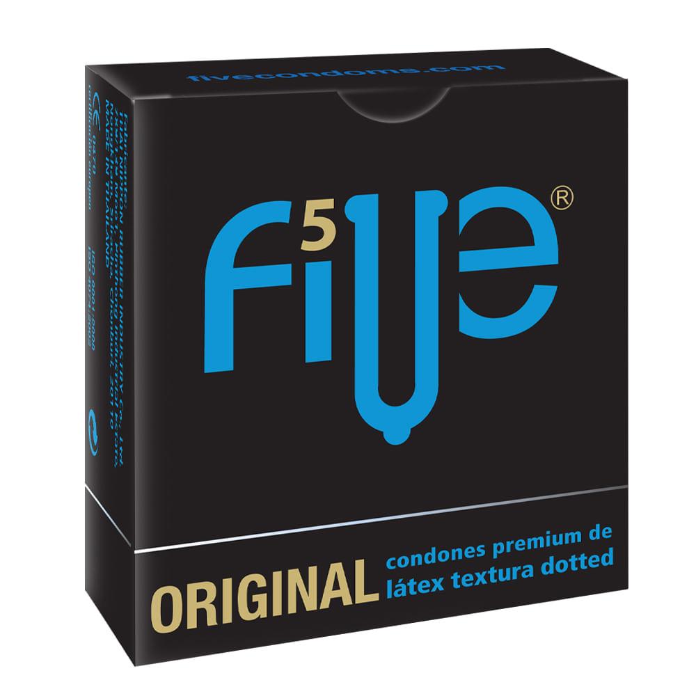 Preservativo-Five-x5-UNI-Original