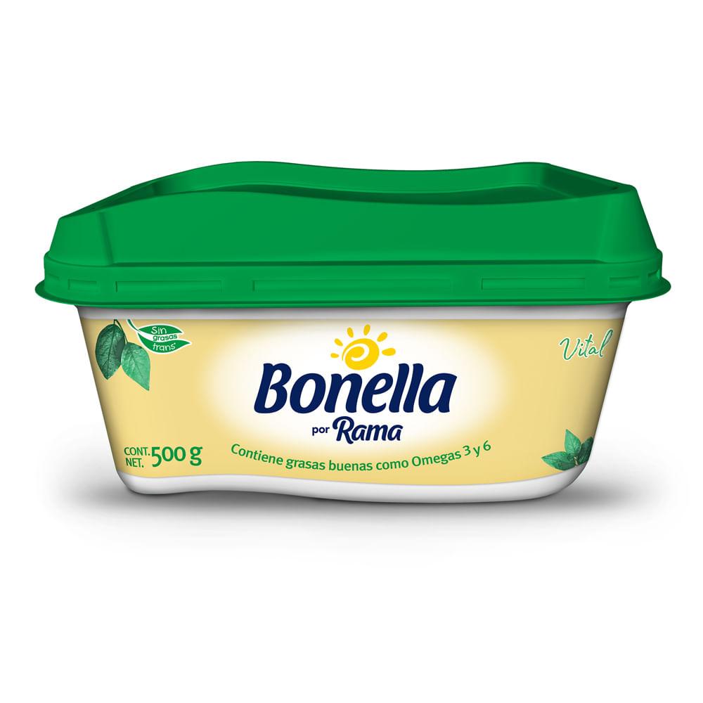 Margarina-Bonella-500-G