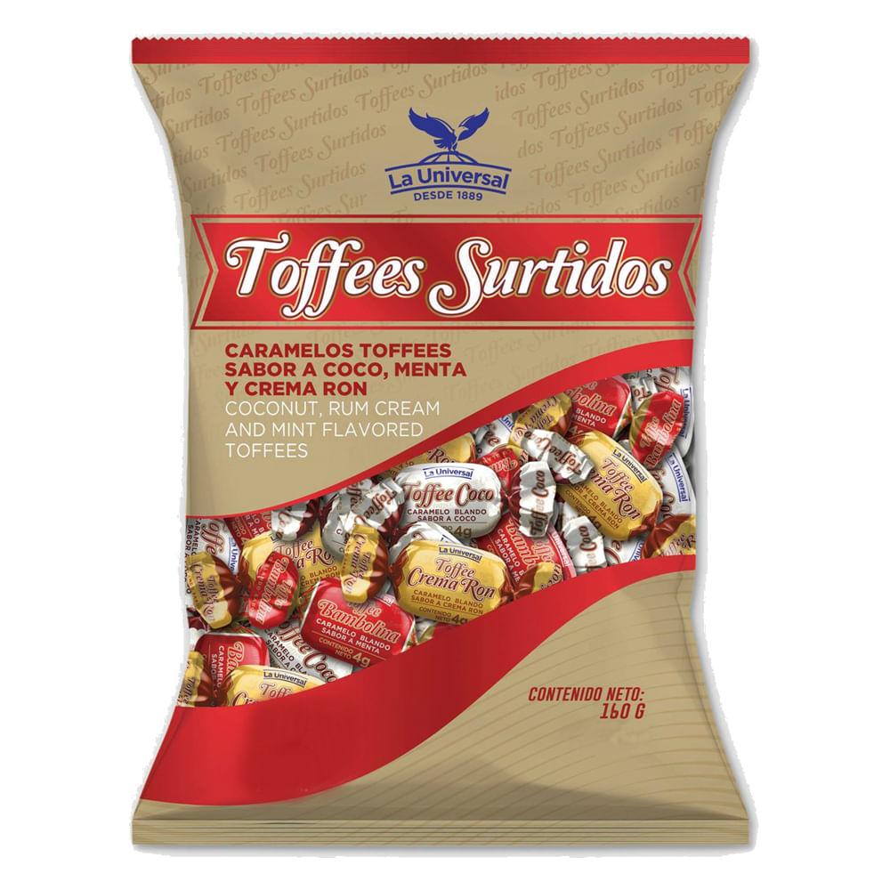 Caramelos-masticables-La-Universal-Toffee-160-g-Surtido