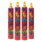 Combo-espuma-Samba-x4-unds.