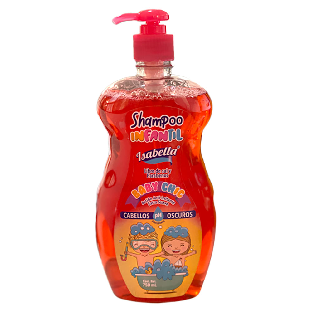 Shampoo-Infantil-Isabella-750-ml-Cabellos-Oscuros