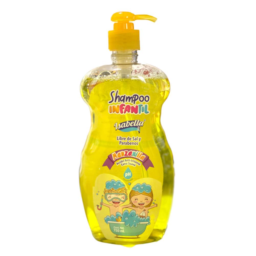 Shampoo-Infantil-Isabella-750-ml-Manzanilla