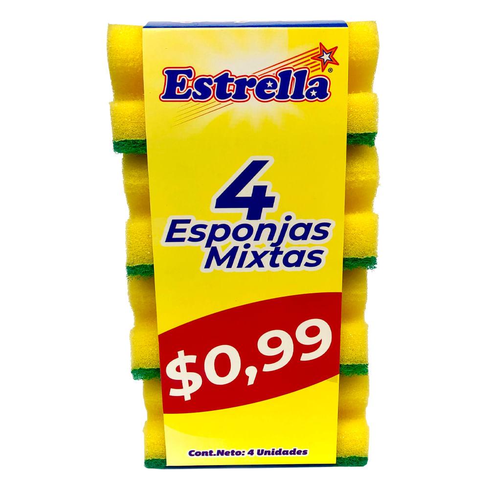 Esponjas-mixtas-Estrella-x4-unds.