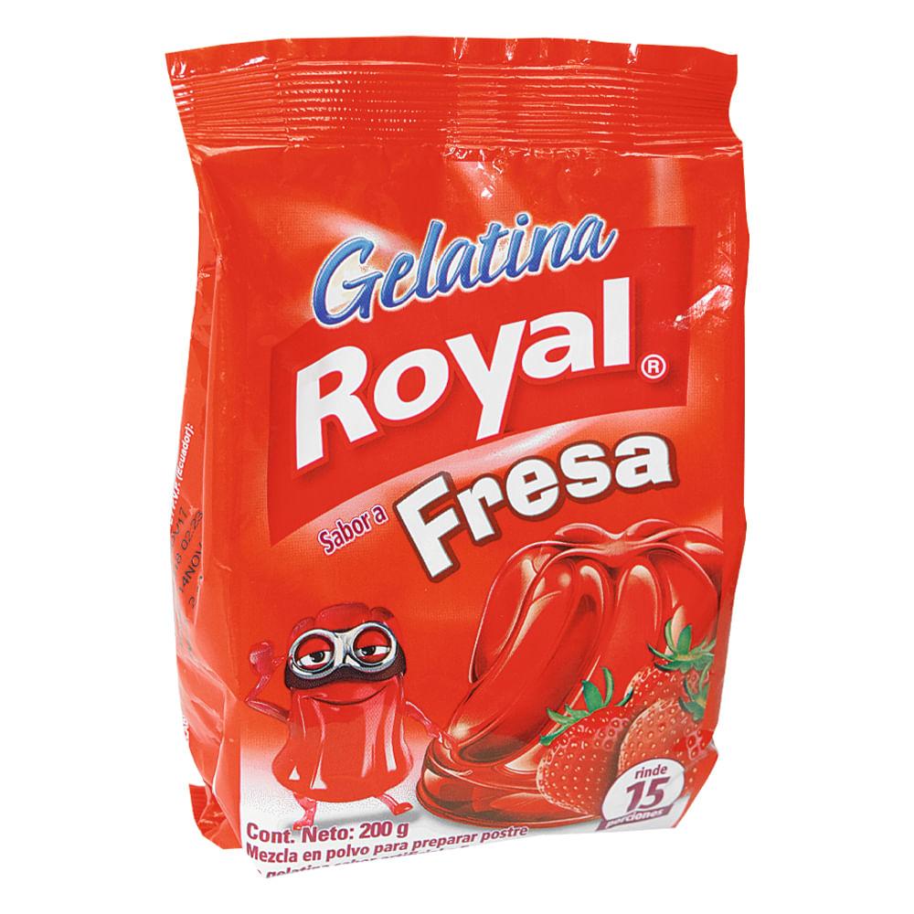 Gelatina-En-Polvo-Royal-200-g-Fresa