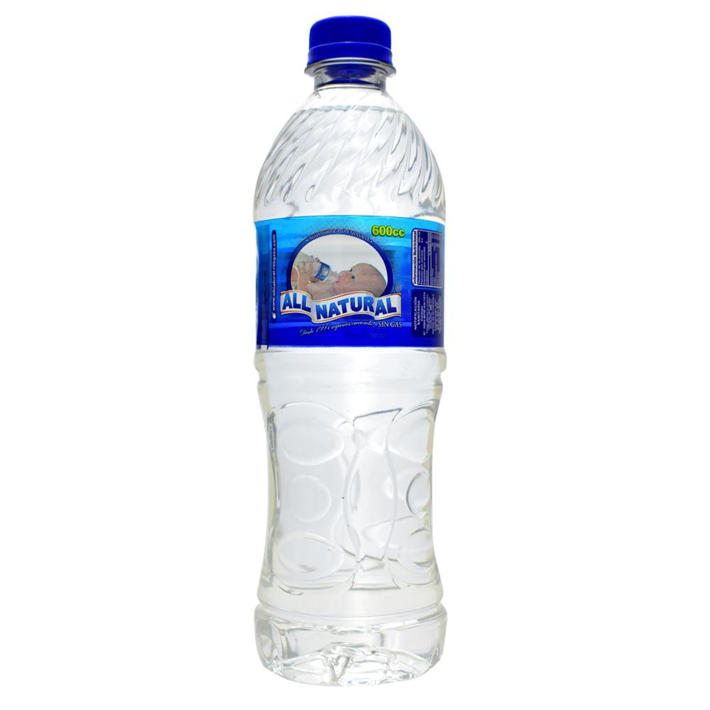 Agua-All-Natural-600-cc