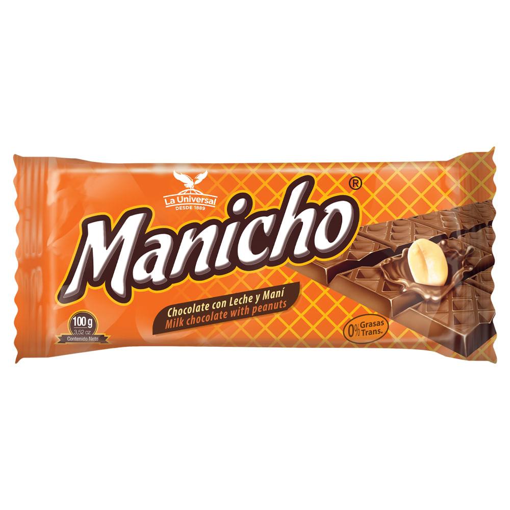 Chocolate-Manicho-Barra-100-g