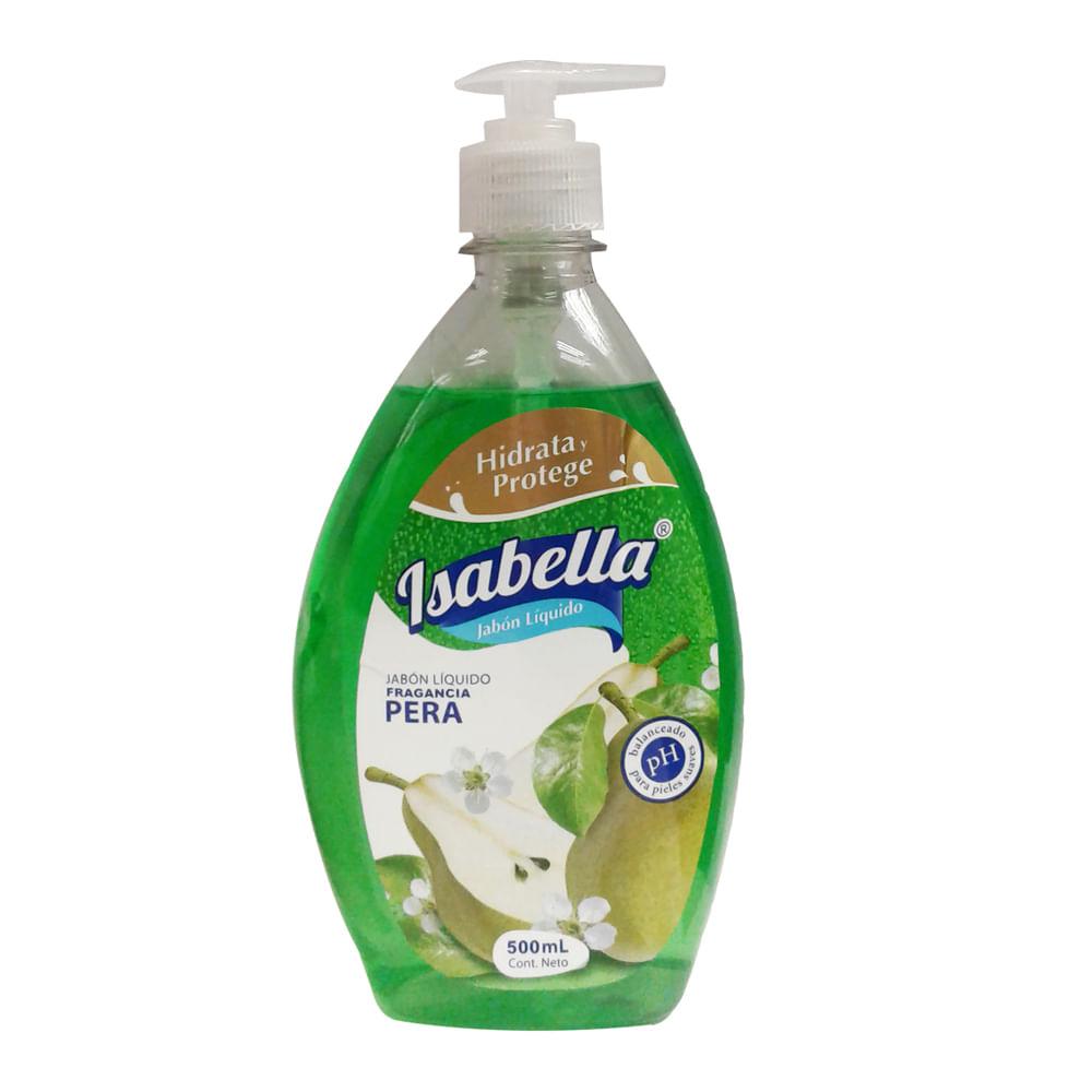 Jabon-Liquido-Isabella-500-ml-Pera
