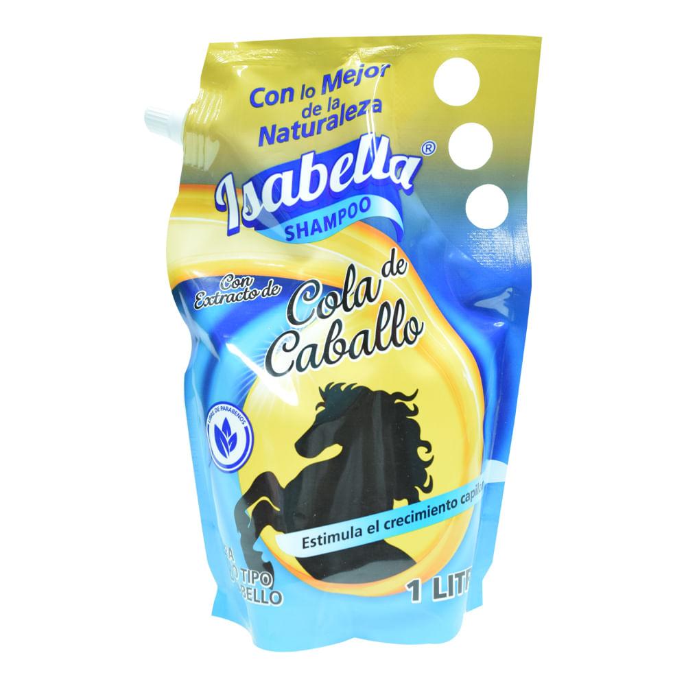 Shampoo-Isabella-Doypack-1-L-Cola-De-Caballo