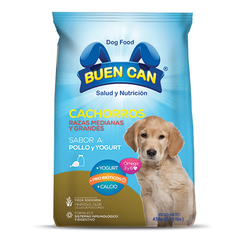 Alimento-para-perro-Cachorro-raza-Med-Gde-Buen-Can-450-g