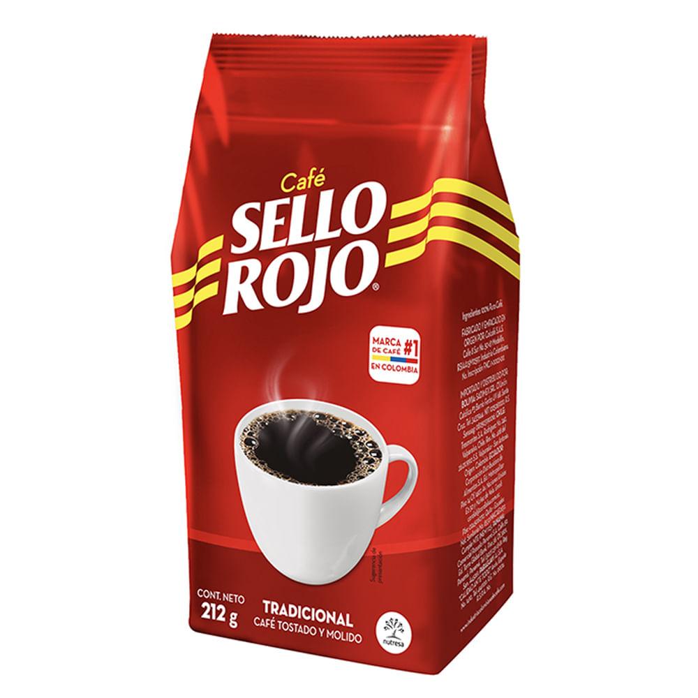 Cafe-Sello-Rojo-212-g