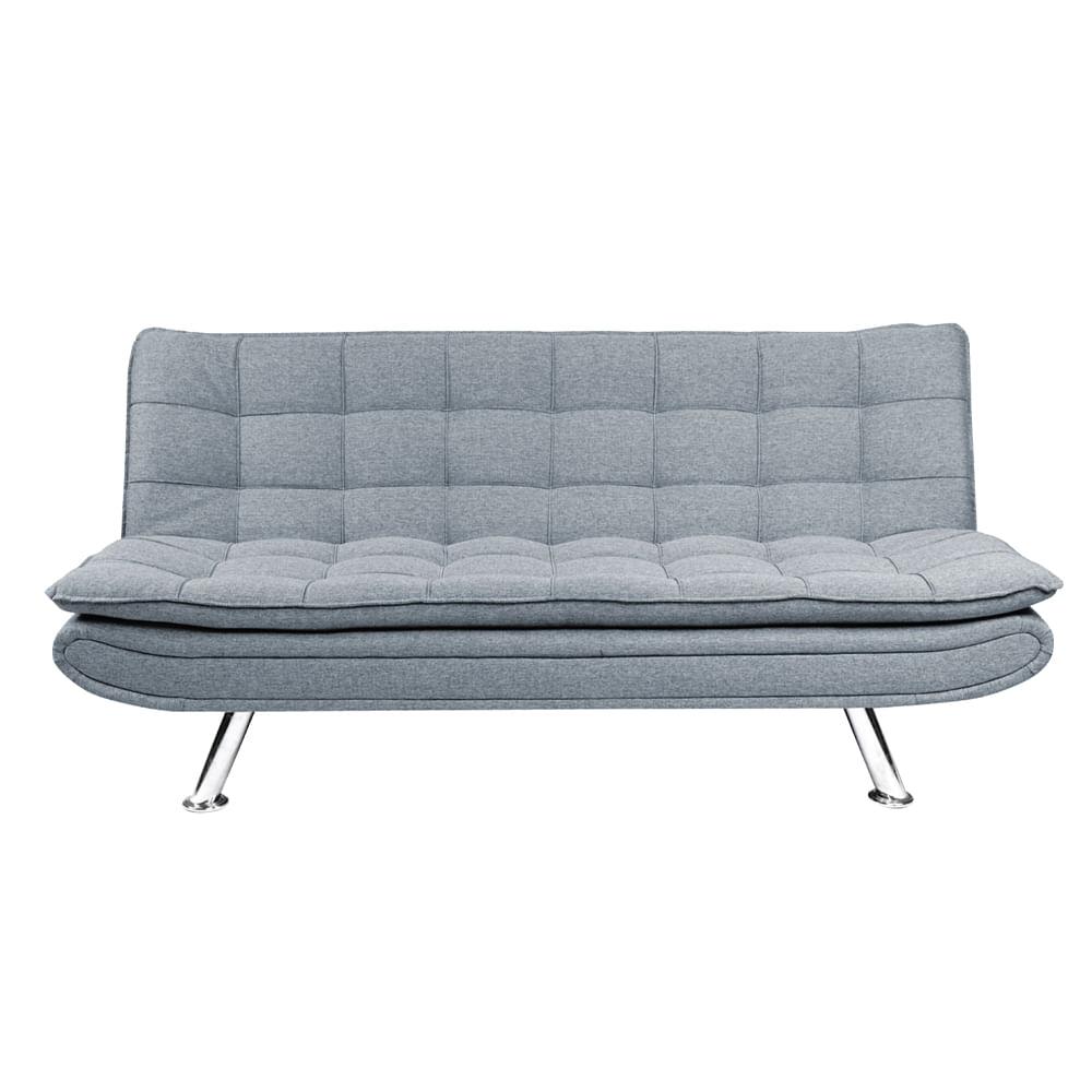 Sofa-cama-Homeclub-Gris