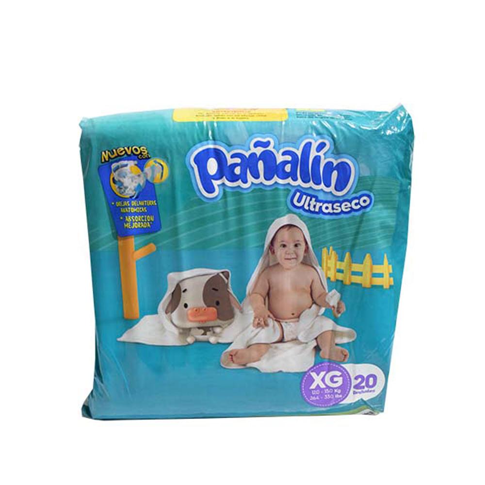 Pañales-Pañalin-Ultraseco-20-unds-T-Extra-Grande