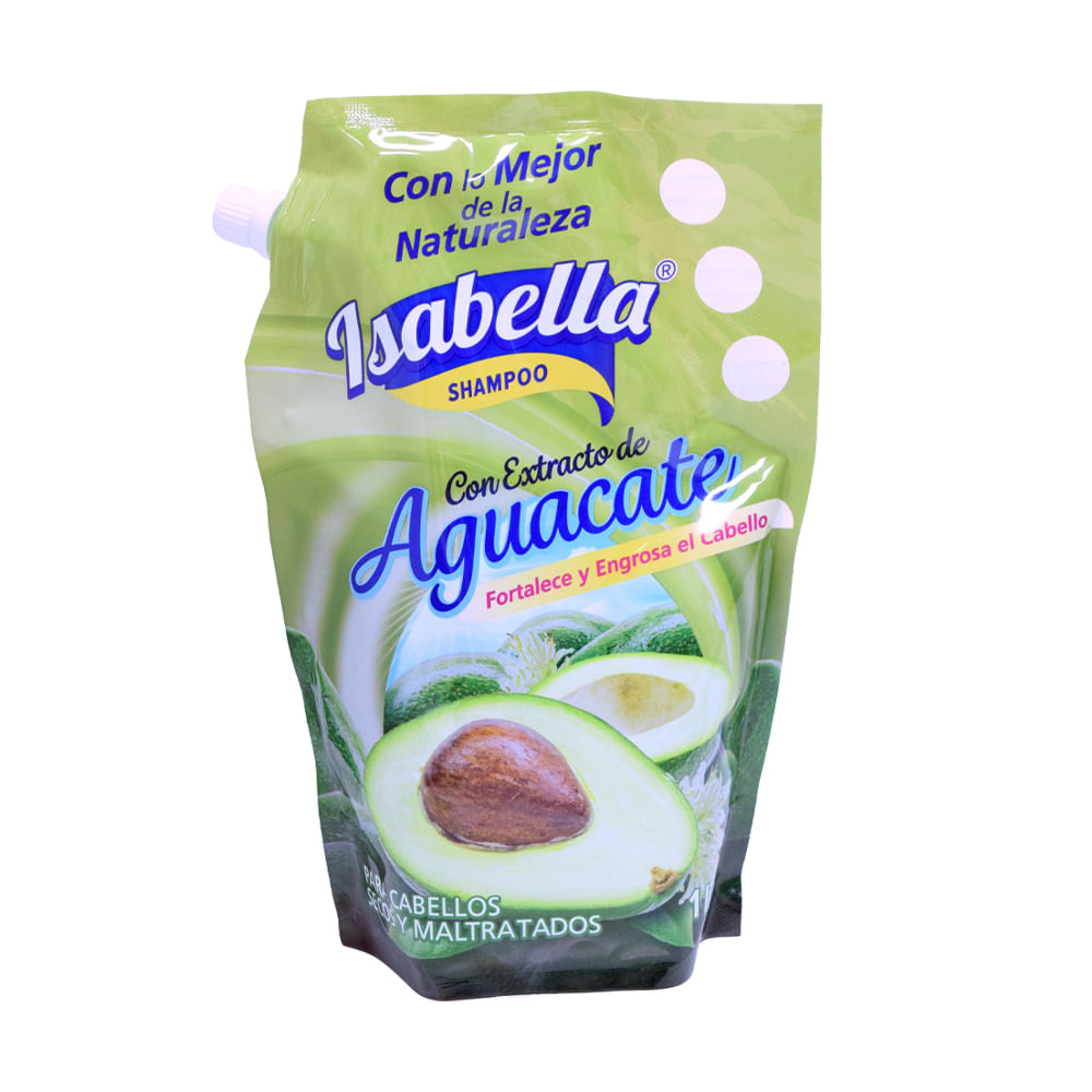 Shampoo-Isabella-Doypack-1-L-Aguacate