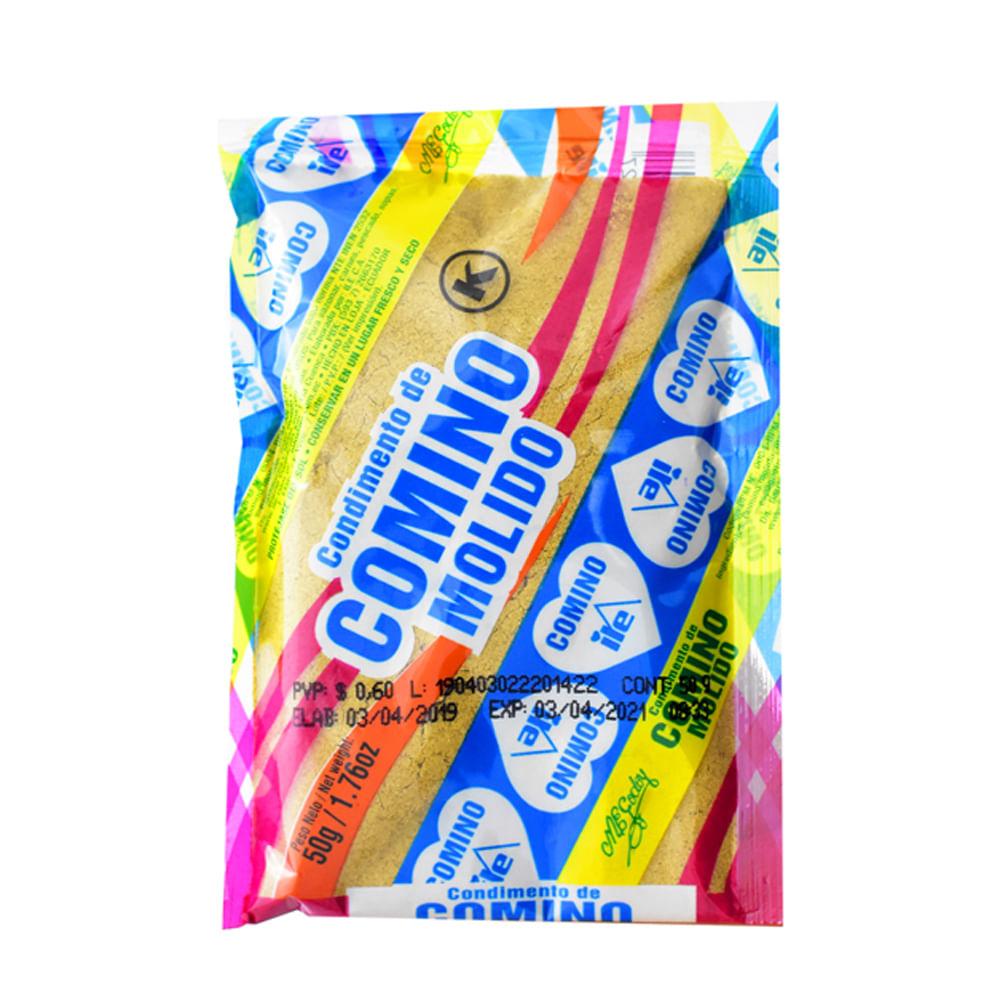 Comino-Molido-Ile-50-g