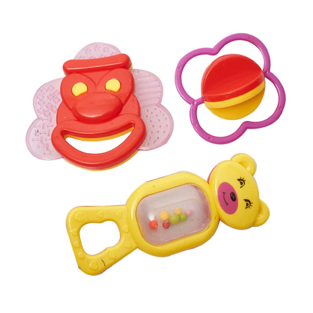 Entretenedores-sonajeros-Just-Baby-Bag-3-Unds