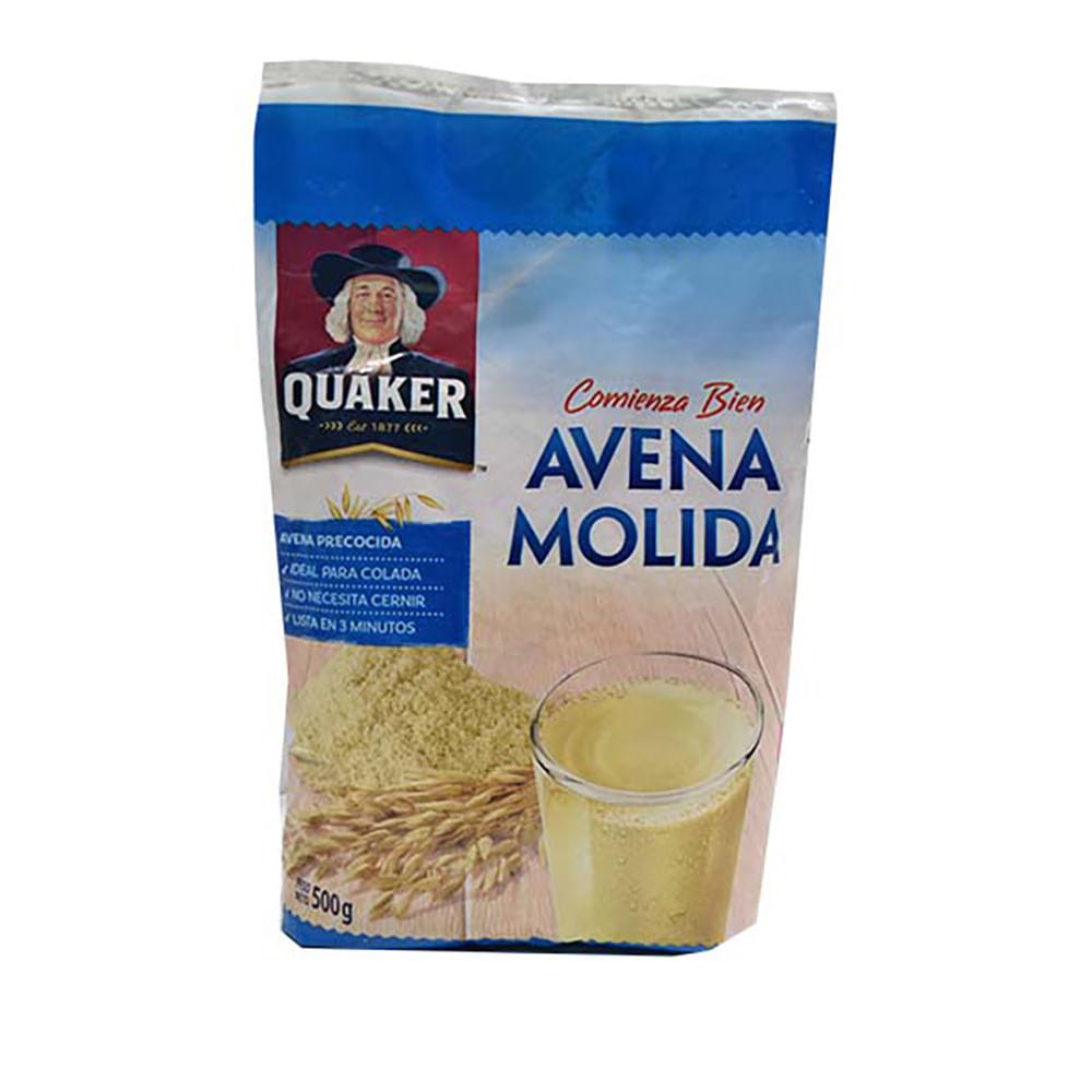 Avena-Molida-Quaker-500-G