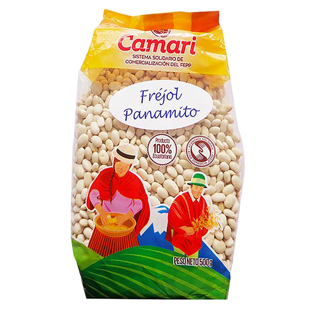 Frejol-Panamito-Camari-500-G